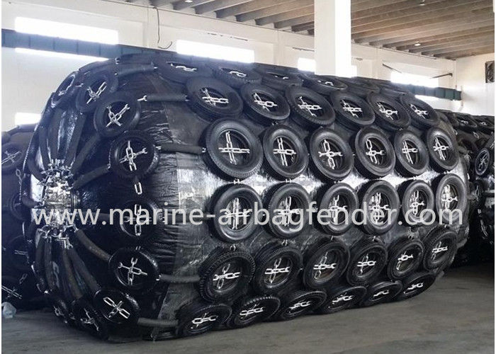 LNG And Oil Vessel Foam Boat Fenders Durable Floating Suspended Fenders